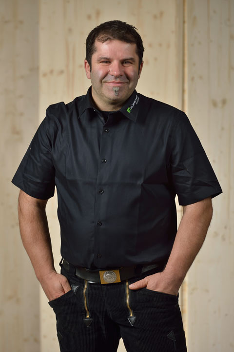 Hübscher Holzbau Ansprechpartner Michael Ehinger
