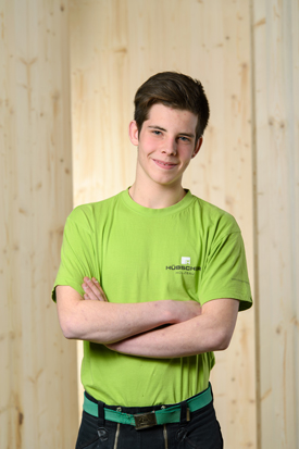 Hübscher Holzbau Mitarbeiter Dave Kast