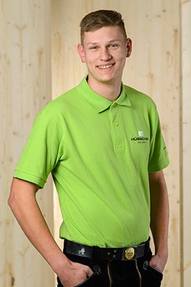 Hübscher Holzbau Mitarbeiter Rainier Schyvens