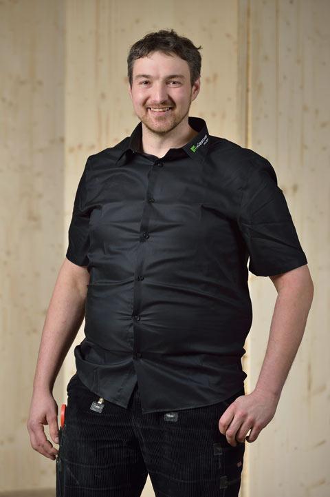 Hübscher Holzbau Ansprechpartner Richard Granacher