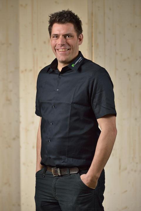 Hübscher Holzbau Ansprechpartner Beat Brühlmann