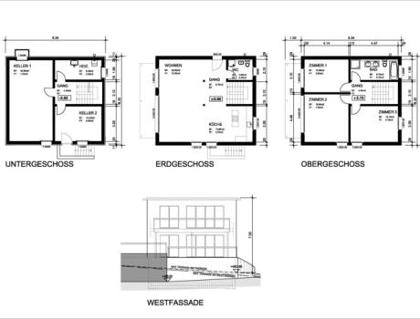 Einfamilienhaus - in - Beringen