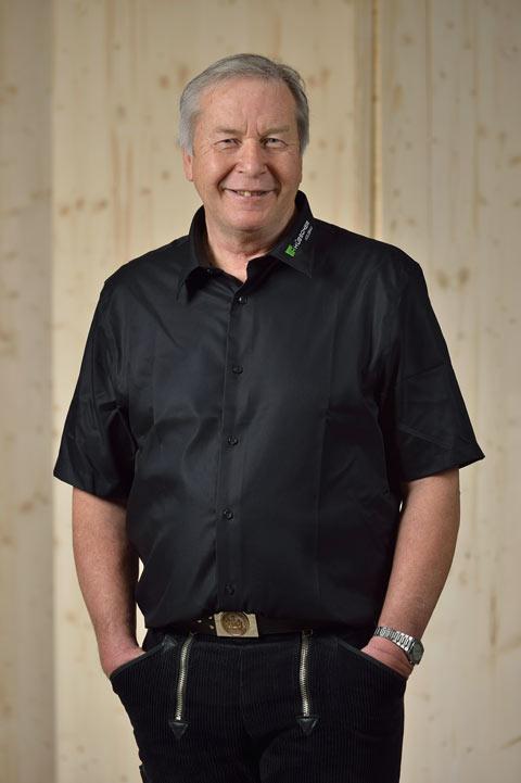 Hübscher Holzbau Ansprechpartner Fritz Hübscher