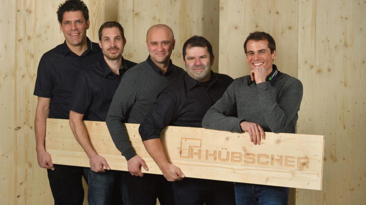 Holzbaufirma bleibt Hübscher wie eh und je