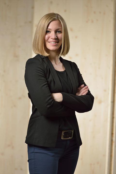 Hübscher Holzbau Ansprechpartner Melinda Moser