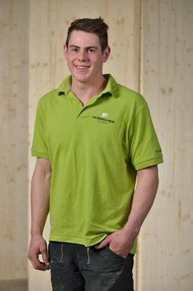 Hübscher Holzbau Mitarbeiter Reto Spiess