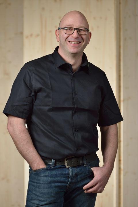 Hübscher Holzbau Ansprechpartner Tobias Lang